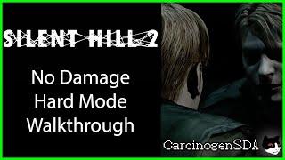 Silent Hill 2 (PS2) - No Damage - Hard (Walkthrough)