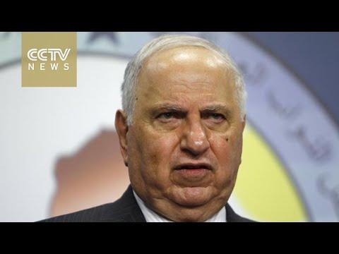 Former deputy Iraqi PM Ahmed Chalabi dies of heart attack
