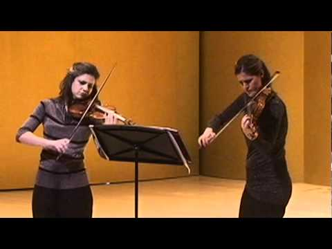 "Duo Philia : ""Lamentation"" by Helmut Lipsky"