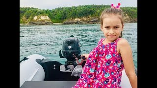Denizde Bir Gün Vlog / A Day at Sea