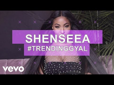 Shenseea - Trending Gyal (Official Lyric Video)