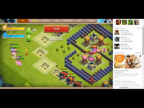Hacker: Tharno (Facebook Castle Clash)