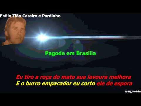 Pagode em brasilia Karaoke
