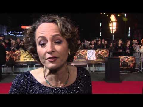 Nina Jacobson - Mockingjay Part 1 World Premiere