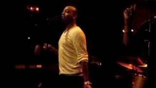 Rahsaan Patterson - Any Other Love (Live)