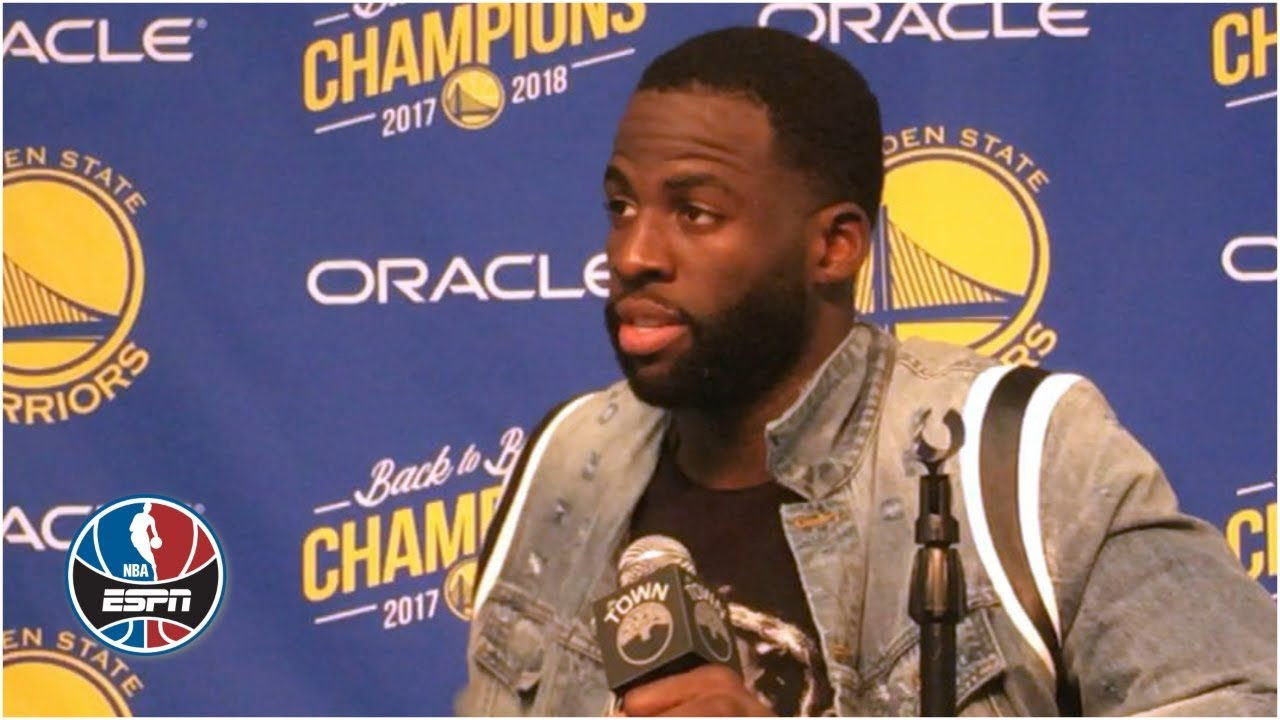 Draymond Green doesn't care that LeBron James is on the Lakers | NBA Sound