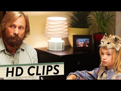 CAPTAIN FANTASTIC - EINMAL WILDNIS UND ZURÜCK Alle Clips + Trailer Deutsch German (HD)