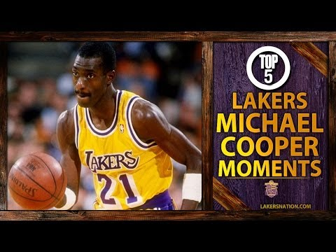 Michael Cooper's Top 5 Moments In Lakers History