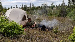 5 Days SOLO in the Wild Wilderness | Part 2