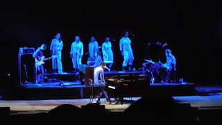 Benjamin Clementine - God Save The Jungle (opening) @ Paredes de Coura 2017
