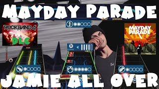 Mayday Parade - Jamie All Over - Rock Band 4 DLC Expert Full Band (September 20th, 2018)