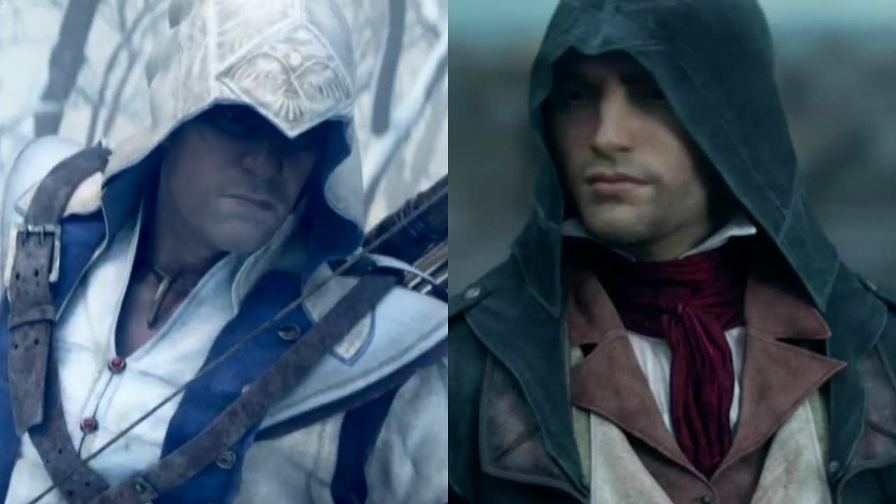Assassin S Creed Unity 7 Reasons Why I Think Connor Kenway Will