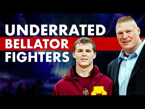The 10 Most Underrated Current Bellator Fighters