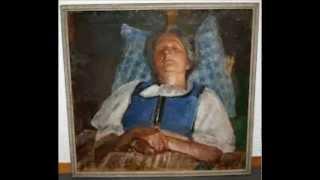 """""""Tote Liebe"""" von Maria Luise Weissmann, vom Wortmann gelesen"""