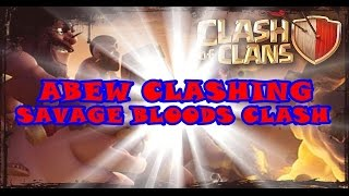 Clash of Clans | Savage Bloods Attacks #8 - Town Hall 7 Pusher