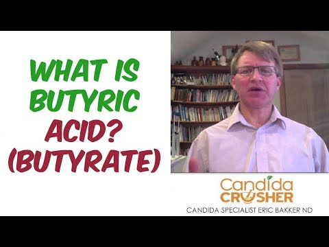 What Is Butyric Acid? (Butyrate)