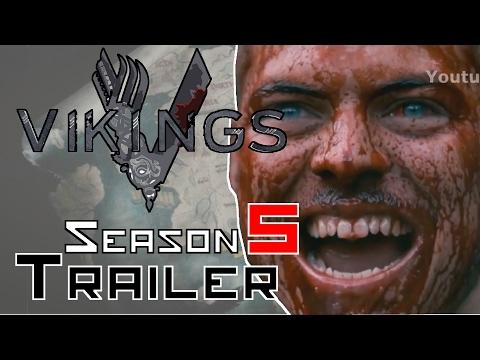 Vikings Season 5 Trailer Official Breakdown   ICELAND!