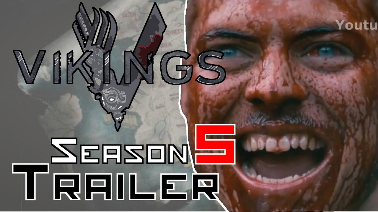 how to watch season 5 vikings