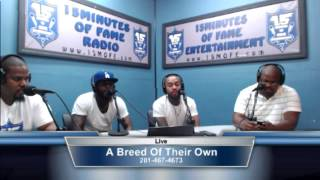Conspiracy Theory Freestyle on 15 Minutes Of Fame Radio #ABreedOfTheirOwn