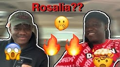 Travis Scott, Rosalia, Lil Baby- Highest in the room remix(official audio) Reaction
