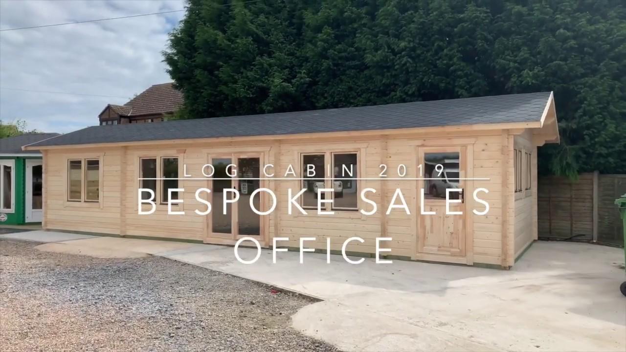 Timber Building Specialists | Bespoke Garden Log Cabins UK