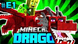 Das ULTIMATIVE DRAGON EVENT!! - Minecraft Dragon #E1 [Deutsch/HD]