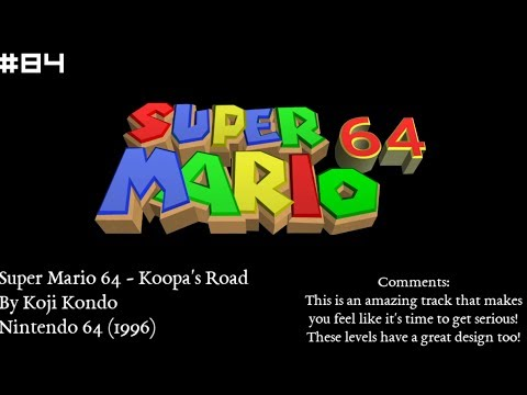 Another Top 100 Video Game Soundtracks [HQ Audio]