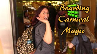 Get on this Magic Ride - Ep.2 - Carnival Magic Spring Break 2019 Caribbean Cruise