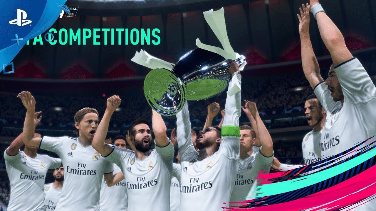 fifa 19 champions league europa league and super cup ps4 youtube fifa 19 champions league europa league and super cup ps4
