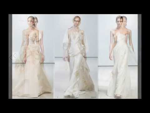 вонг платье от веры фото свадебные