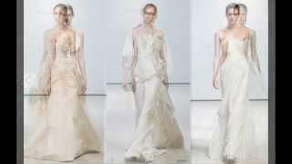 Вера Вонг свадебные платья (Vera Wang)