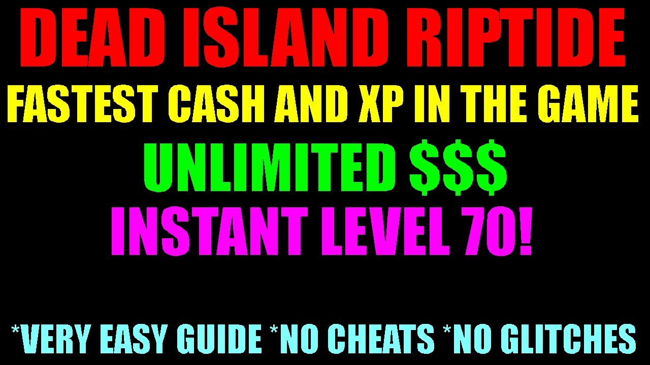 Dead Island Xp For Level