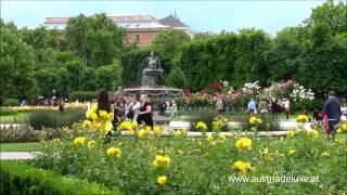 Австрия ,Вена ,Народный сад - Volksgarten(, 2014-06-02T16:02:25.000Z)