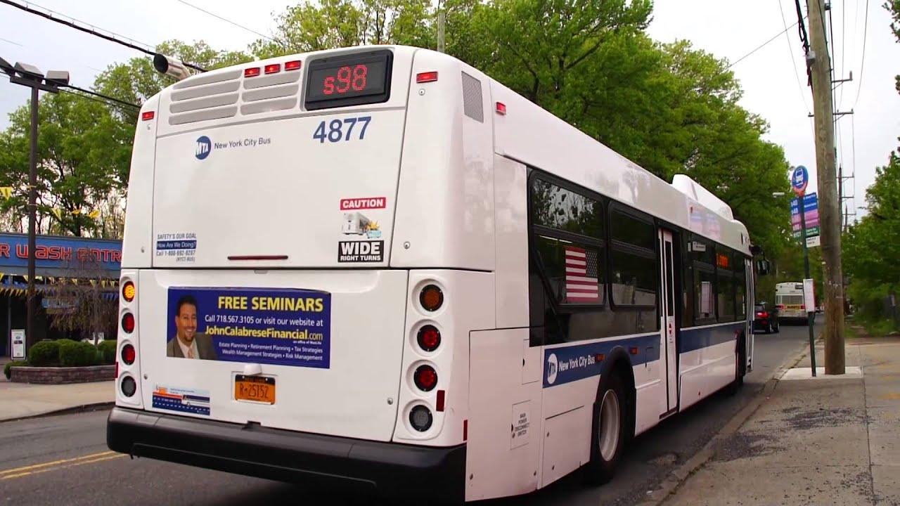 Staten Island Mta Bus