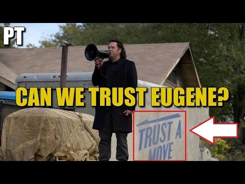 The Walking Dead Season 7 & 8 Discussion Can We Trust Eugene? TWD Theory