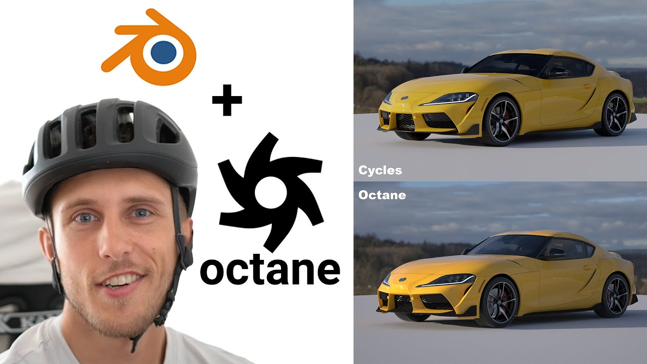 Octane vs Cycles | Blender 2.92
