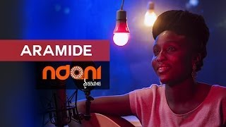 Ndani Sessions - Aramide 'Feeling The Feeling'