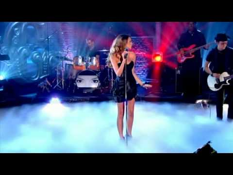 Nadine Coyle - Insatiable (Paul O'Grady Live - 29.10.2010)