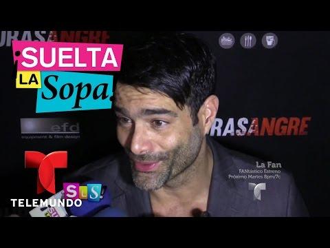 Luis Roberto Guzmán explica por qué no protagonizó 'Ingobernable' | Suelta La Sopa | Entretenimiento