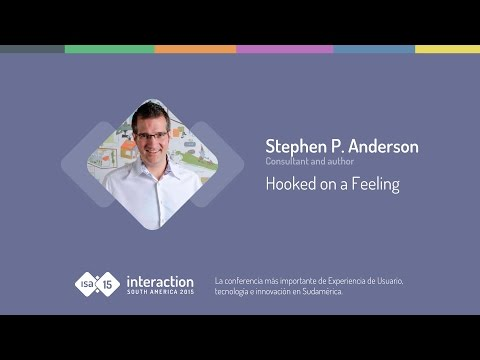 Stephen P. Anderson - Hooked on a Feeling