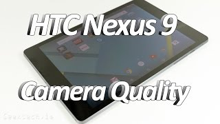 HTC Nexus 9 Camera Quality
