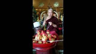 Blessing Sacred Gourd of Prosperity by Kroo Ba Nikorn
