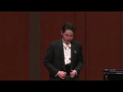 第21回 江副記念財団リクルートスカラシップコンサート 髙木 竜馬(Pf)