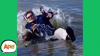 Gettin' DOCKED By the FAIL! 😅 | Funny Fails | AFV 2020