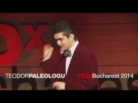 Pathologies of power   Theodor Paleologu   TEDxBucharest