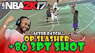 slashers shoots like shot creators slashers are op now nba 2k17 best slashers