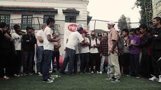 Onie Vs Trix - Raw Barz (New Rap Battle 2014)