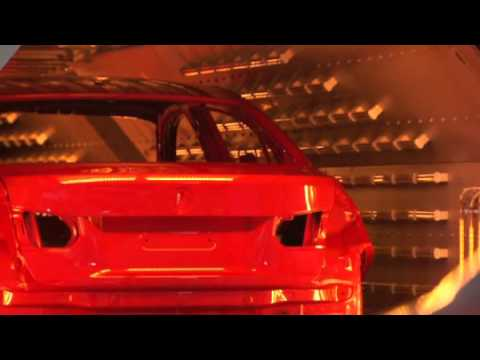 BMW 3 series production - Official BMW Group media