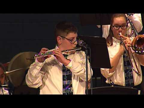 Pennfield 7th Grade Spring Concert 5-3-16