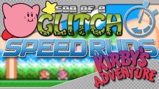 Kirby's Adventure Speedrun - Son of a Glitch Speedruns - Episode 3
